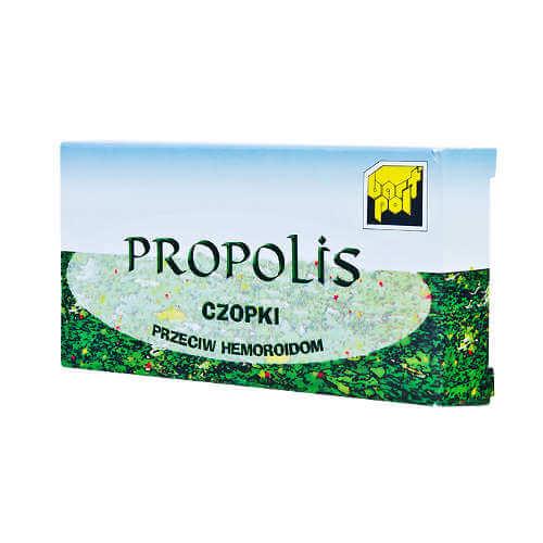 Propolis czopki